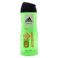 Adidas Shower Gel - Active Start 3 in 1 400ml