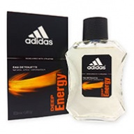 Adidas EDT - Deep Energy Perfume 100ml