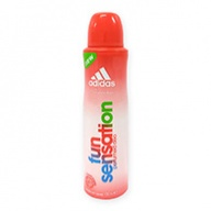 Adidas Women Spray - Fun Sensation 24h Perfumed Deodorant 150ml