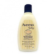 Aveeno Baby Bath - Soothing Relief Creamy Wash 354ml