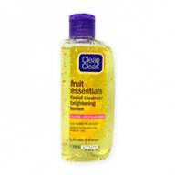 Clean & Clear Cleanser - Fruit Essentials Brightening Lemon 100ml