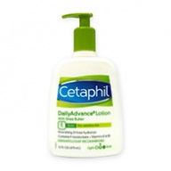 Cetaphil Lotion - Daily Advance Shea Butter Fragrance Free Lotion 473ml