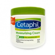 Cetaphil Moisturizing Cream for Dry and Sensitive Skin 453g