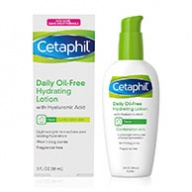 Cetaphil Face Daily Hydrating Lotion Fragrance Free 88ml