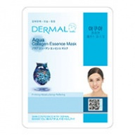 Dermal Collagen Mask - Aqua 23g x 10s