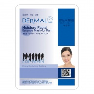 Dermal Collagen Mask - Men Moisture 23g x 10s