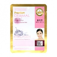 Dermal Premium Collagen Essence Mask 25gx10s