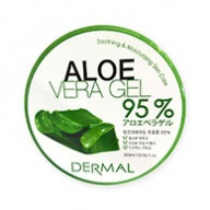 Dermal Aloe Vera Gel - Soothing & Moisturising 95%   300ml