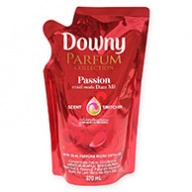 Downy Fabric Softener Parfum Collection - Passion Scent Refill 370ml