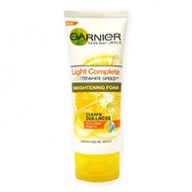 Garnier Cleanser - Light Complete White Speed Brightening Foam 100ml