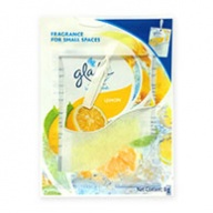 Glade Hang It Fresh Lemon Fragrance Beads 8g