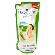 Hazeline Spotless White W/Milk & Rice Shower Cream Refill 900g