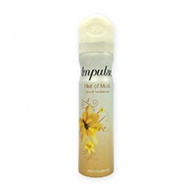 Impulse Hint Of Musk Body Fragrance - Lime, Jasmine & Wood Scents 75ml