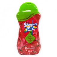 Johnson's Kids No More Tangles Shampoo (Strawberry) 300ml
