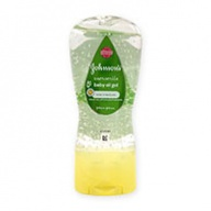 Johnsons Baby Oil Gel - Camomile (10 times Moisture) 200ml