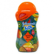 Johnson's Kids Top to Toe Wash Moist (Tropical) 300ml