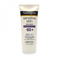 Neutrogena Sunscreen - Sensitive Skin Lotion Broad Spectrum SPF 60+ 88ml