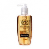 Neutrogena Pump Cleanser - Deep Clean - Normal to Oily Skin 200ml