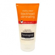 Neutrogena Face Scrub - Visibly Clear Blackhead Eliminating Daily Scrub 150ml
