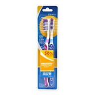 Oral-B Toothbrush - All Rounder 123 Micro Thin Clean - Extra Soft 40  2s