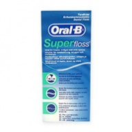 Oral-B Super Floss - Ideal for Braces, Bridges & Wide Spaces 50s