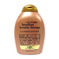 OGX EverStraight Brazilian Keratin Therapy Conditioner 385ml