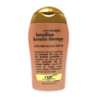 OGX EverStraight Brazilian Keratin Therapy Anti-Breakage Serum 100ml