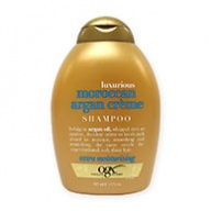 OGX Luxurious Moroccan Argan Creme Shampoo 385ml