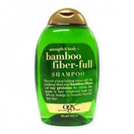 OGX Strength And Body + Bamboo Fiber Full Shampoo 385ml