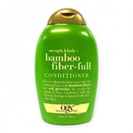 OGX Strength And Body + Bamboo Fiber Full Conditioner 385ml