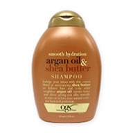 OGX Smooth Hydration Argan Oil & Shea Butter Shampoo 385ml