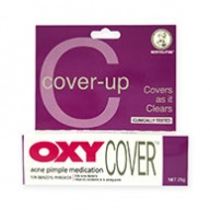 OXY COVER Acne Pimple Medication for Cover and Clear Acne 25g