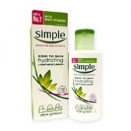 Simple Moisturiser - Hydrating Light Moisturiser 125ml